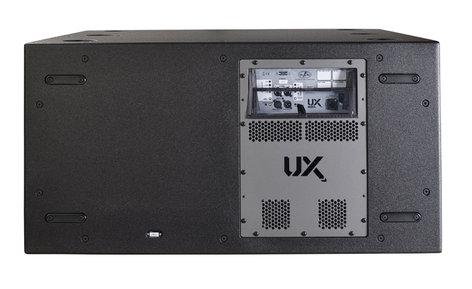 """DAS Audio UX-221A  Powered subwoffer w/DASnet, 2x21""""  UX-221A"""