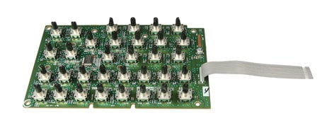 Yamaha WD86710R  48-Channel ENC PCB for MC7L WD86710R