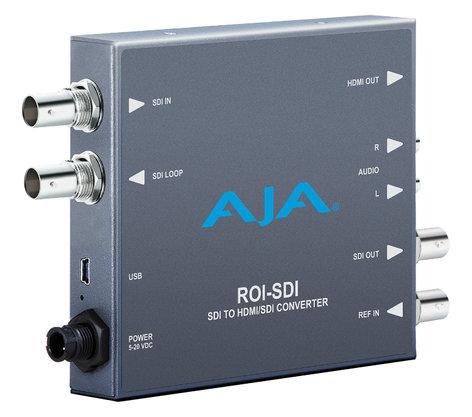 AJA Video Systems Inc ROI-SDI  DVI/HDMI to SDI with ROI Scaling ROI-SDI