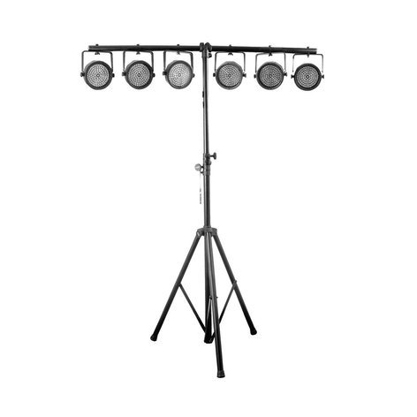 On-Stage Stands LS7720QIK  Quick-Connect u-mount Lighting Stand LS7720QIK