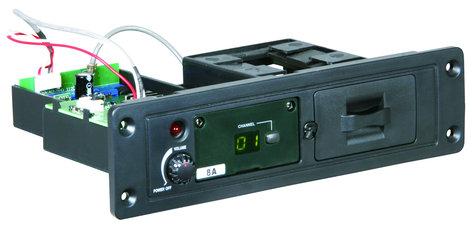 MIPRO MTM-90 (6B) Wireless UHF Interlinking Transmitter, 6B Frequency Set (for MA708PA, MA808PA PA Systems Series) MTM90