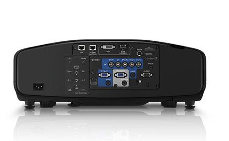 Epson G7805 8000 Lumen XGA Black Projector with Standard Lens G7805