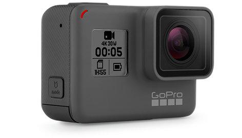 GoPro Inc HERO-5-BLACK  4K 30p Action Camera HERO-5-BLACK