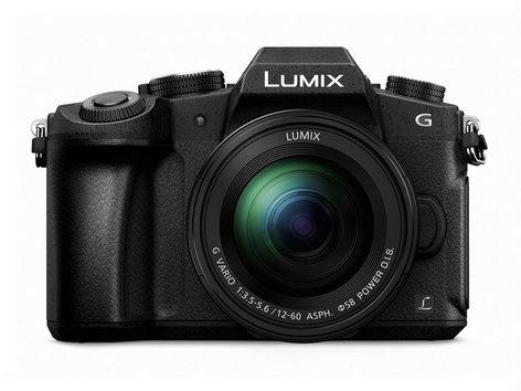 Panasonic DMC-G85MK  4K Mirrorless Interchangeable Lens Camera Kit with 12-60mm Lens DMC-G85MK