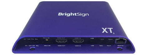 BrightSign XT1143 H.265 True4K Dual Video Decoder/Player XT1143