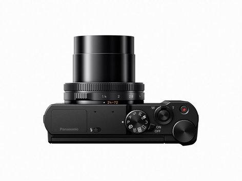 "Panasonic DMC-LX10K 4K Digital Camera LX10 with 20 Megapixel 1"" Sensor DMC-LX10K"