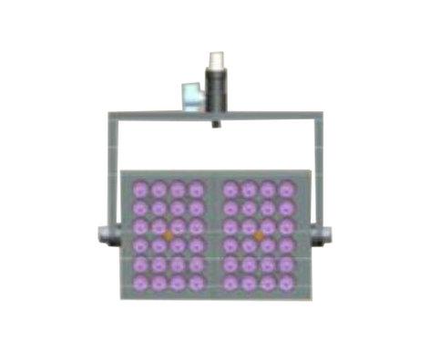 Elation Pro Lighting TVL3B21 Joining Bracket, 2 pieces, TVL3000 LED Light TVL3B21