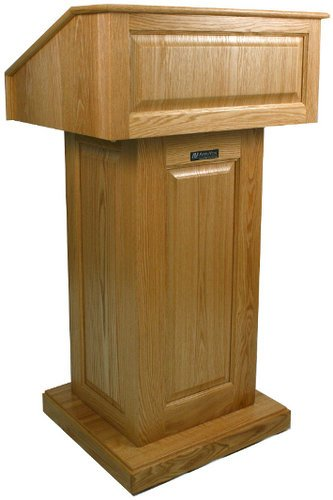 AmpliVox SN3020 Victoria Lectern without Sound System SN3020