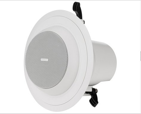 """Tannoy CMS 403DCe [RESTOCK ITEM] 4"""" Ceiling Speaker with 70/100V Transformer and Low Impedance Operation CMS-403DC-E-RST-01"""