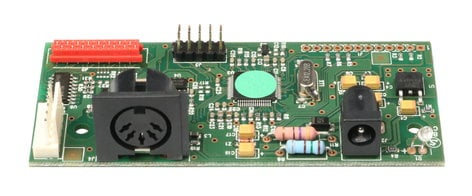 Studiologic 26035020  Main PCB for MP-113 and MP-117 26035020