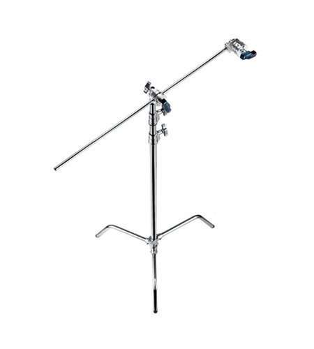 """Avenger A2033FCBKIT Steel C Stand 33 Grip Arm Kit in Black with 2.5"""" Swivel Grip and 40"""" Grip Arm A2033FCBKIT"""