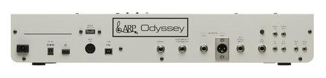 Korg ARP ODYSSEY Module Rev1 Duophonic Synthesizer - White ARPMODULE1