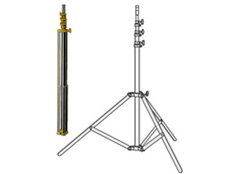 Lowel Light Mfg O1-33 Omni-Stand for Lights O1-33