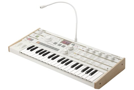Korg MICROKORGS microKORG S 37-key Synthesizer/Vocoder - 4 Voices MICROKORGS