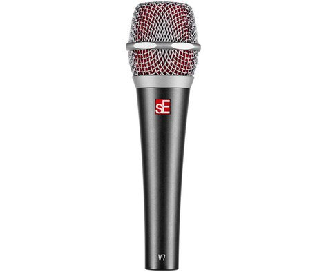 SE Electronics V7  Super Cardioid Dynamic Vocal Handheld Microphone V7