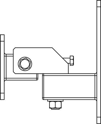 Turbosound WB-55  Wall Bracket  WB-55