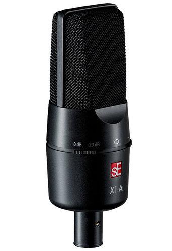 SE Electronics X1 A Studio Condenser Microphone X1-A