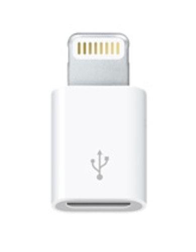 Apple LIGHTNING-MICRO-ADP Lightning to Micro USB Adapter LIGHTNING-MICRO-ADP