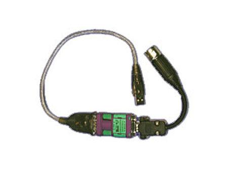 XTA USB485 K2 ADE USB232 9p/XLR Adaptor USB485