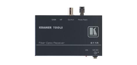 Kramer 611R Receiver Fiber Optic  use w/611T 611R