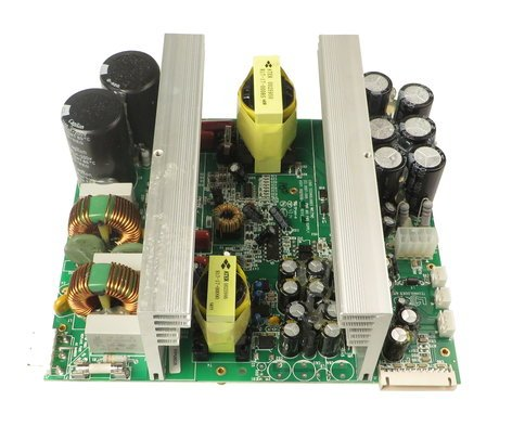 Mackie 0027030-00  Power Supply PCB Assembly for PPM608 0027030-00