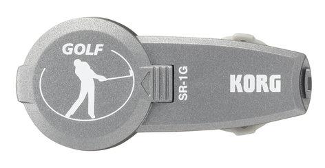 Korg StrokeRhythm In-Ear Golf Metronome SR1G