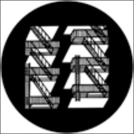 Rosco Laboratories 79181 Fire Escapes 2 Gobo 79181