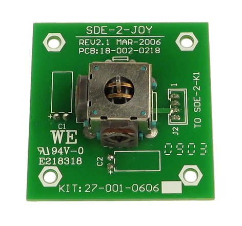 Elation Pro Lighting 27-001-0606 Joystick PCB Assembly for Show Designer 1, 2, 3 27-001-0606