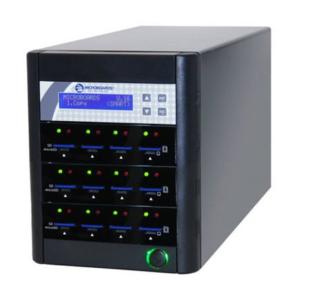 Microboards CFD-SD-15 15 Slot SD Card Dupliator CFD-SD-15