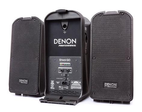 Denon ENVOI-GO [B-STOCK MODEL] Portable AC/Battery-Powered PA System ENVOI-GO-BSTOCK