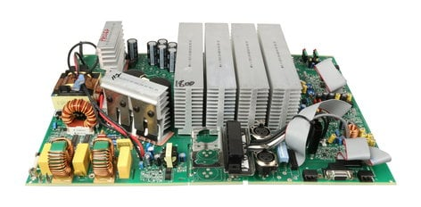 QSC WP-000061-00  120V PCB for CX-302V WP-000061-00