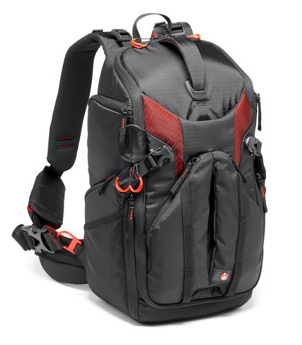 Manfrotto Pro Light 3N1-26 Professional Camera Backpack for DSLRs or Canon C100 MB-PL-3N1-26