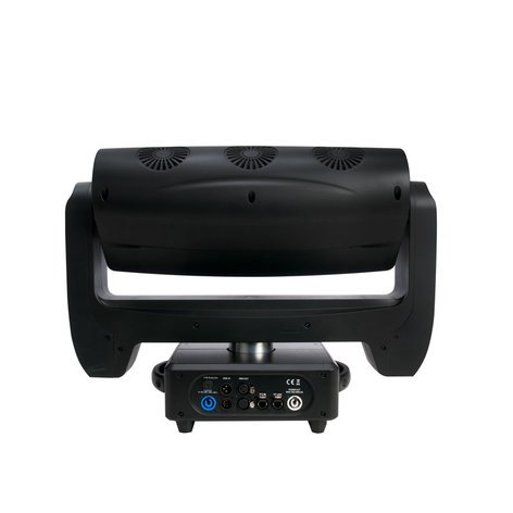 Elation Pro Lighting ZCL-360-BAR 5- 60w RGBW 360 Degree Moving Head LED with Zoom ZCL-360-BAR