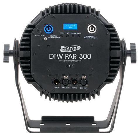 Elation Pro Lighting DTW PAR 300 Par-Type Fixture with 16x 15W - CW, WW, and Amber LEDs DTW-PAR-300
