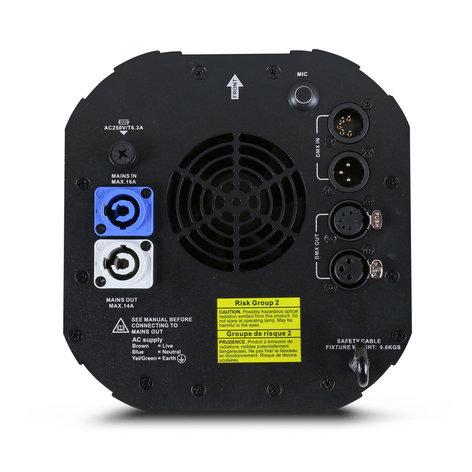 Martin Professional RUSH SCANNER 1 LED 90w LED Scanner/ Moving Mirror RUSH-SCANNER-1