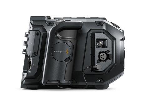 Blackmagic Design URSA Mini 4.6K EF Super 35 Handheld Digital Film Camera CINEURSAM46K/EF
