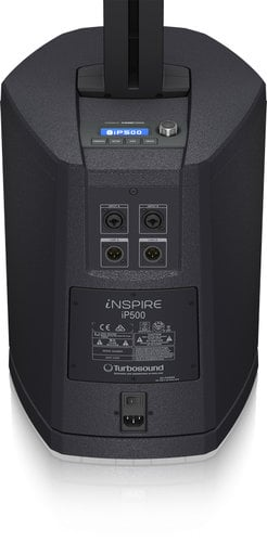 Turbosound iNSPIRE iP500 Active 600 Watt Modular Column Speaker IP500