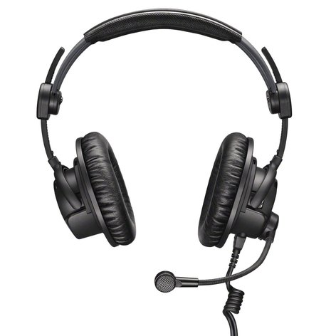 Sennheiser HME 27 Broadcast Headset with Pre-Polarized Condenser Microphone HME27