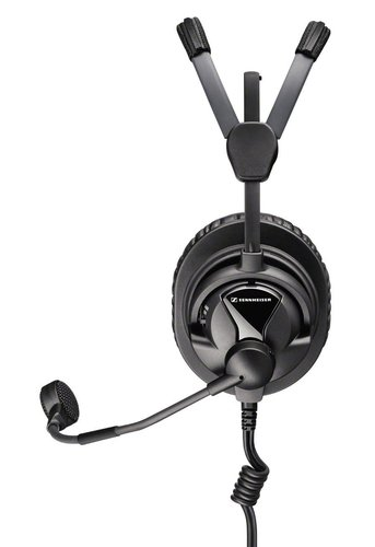 Sennheiser HMDC 27 Broadcast Headset with Noisegard HMDC27