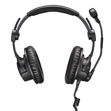 Sennheiser HMDC 27 Broadcast Headset with Noisegard HMDC27