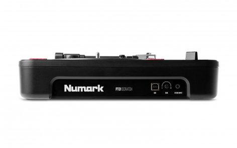 Numark PT01-SCRATCH PT01 Scratch Portable Turntable With DJ Scratch Switch