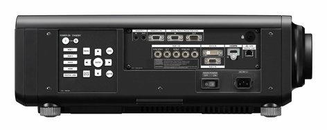 Panasonic PTRW620LBU 6200lm WXGA Laser Projector in Black with No Lens PTRW620LBU