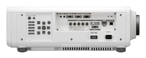 Panasonic PTRW620LWU 6200lm WXGA Laser Projector in White with No Lens PTRW620LWU