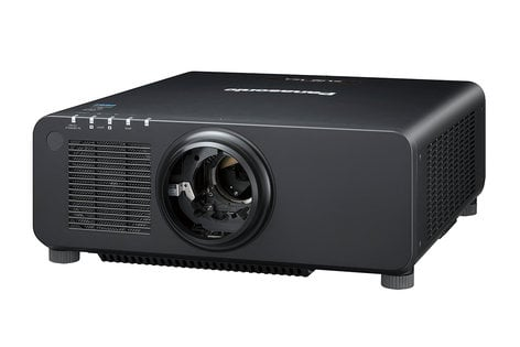 Panasonic PT-RW930LBU 10,000 Lumens WXGA DLP Laser Projector Body Only in Black PTRW930LBU