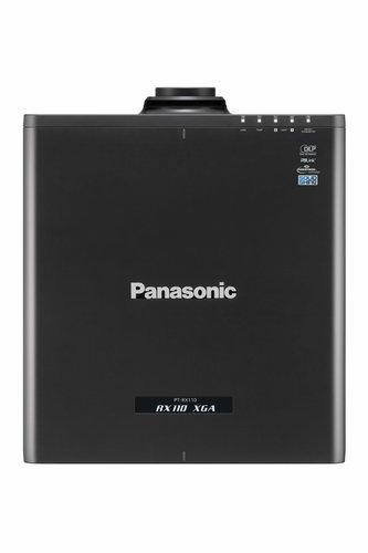 Panasonic PTRX110BU  10,400lm XGA Laser Projector in Black PTRX110BU
