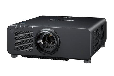 Panasonic PTRX110LBU 10,400lm XGA Laser Projector in Black with No Lens PTRX110LBU