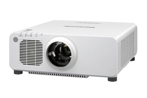 Panasonic PT-RW930LWU 10,000 Lumens WXGA DLP Laser Projector Body Only in White PTRW930LWU