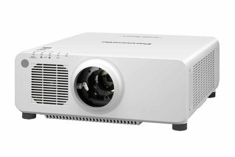 Panasonic PTRZ660LWU 6200lm WUXGA Laser Projection in White with No Lens PTRZ660LWU