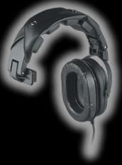 Telex HR1L Single-muff Passive Noise Reduction Headset 5-ft pigtail, no connector 300534005 HR1L