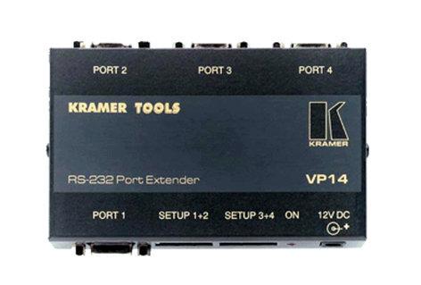 Kramer VP14 1:3 RS-232 Port Extender VP14-KRAMER